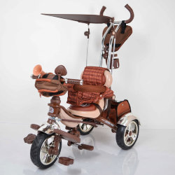 Велосипед трехколесный Lexus-Trike LX-570 Brown