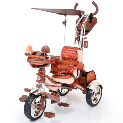 Tricycle Lexus-Trike LX-570 Brown