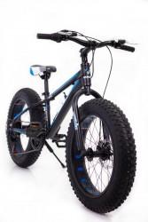 Фэтбайк Горный велосипед S800 HAMMER EXTRIME Колёса 20 дюймов Алюминиевая рама  Блакитний