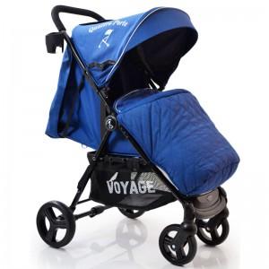 Дитяча коляска Quattro Porte QP-234 Blue