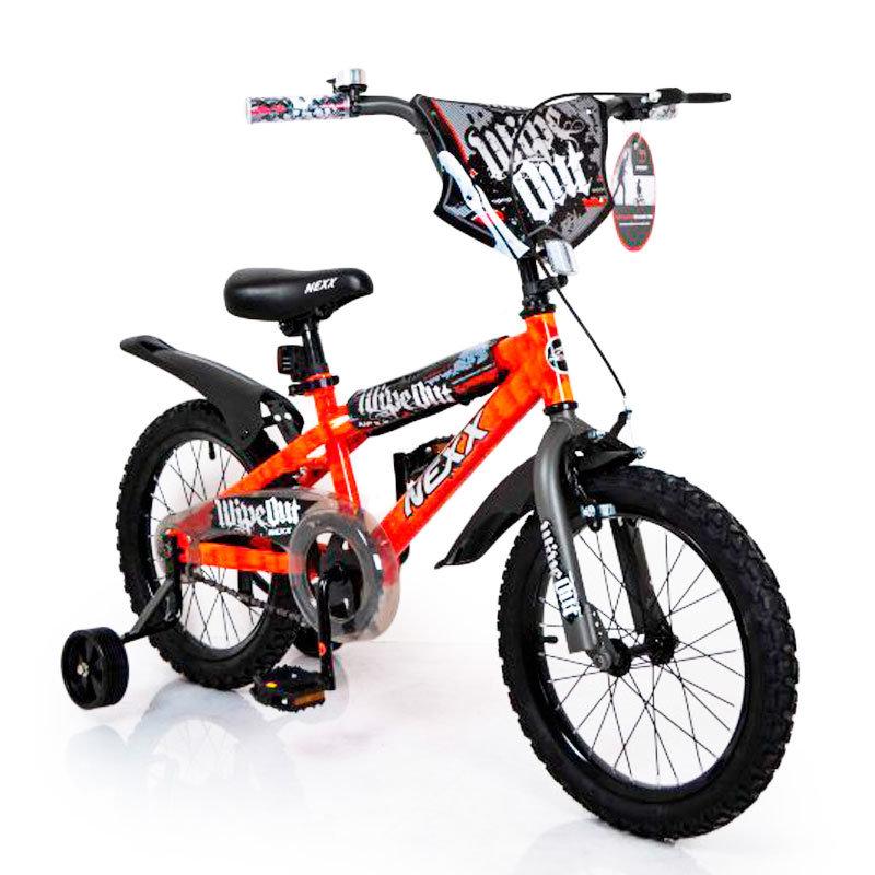 Велосипед NEXX BOY-16 Orange Splash