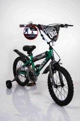 Велосипед NEXX BOY-16  Green Splash