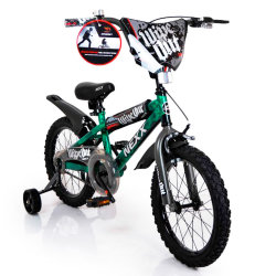 Bike NEXX BOY-16 Green Splash