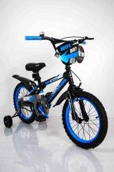 Велосипед NEXX BOY-16 Black-Blue