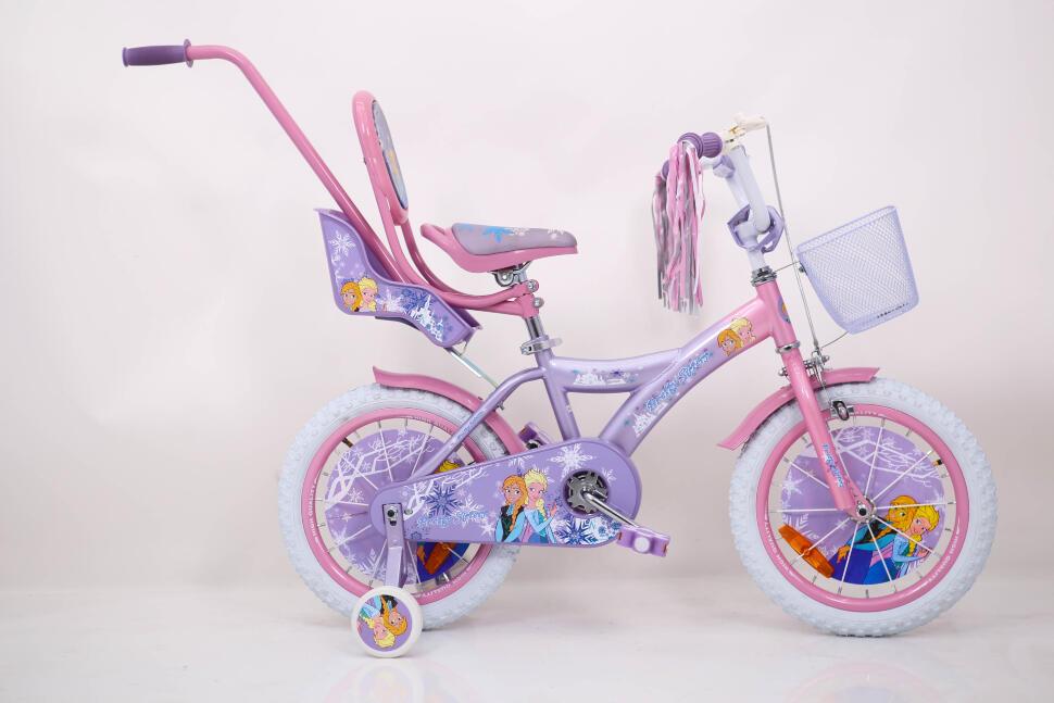 """Bike 14 """"ICE FROZEN"""