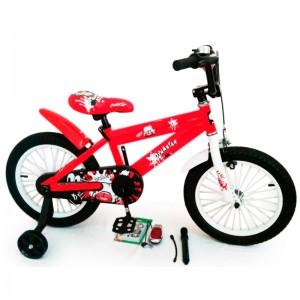 Дитячий Велосипед 16 N-300 Червоний