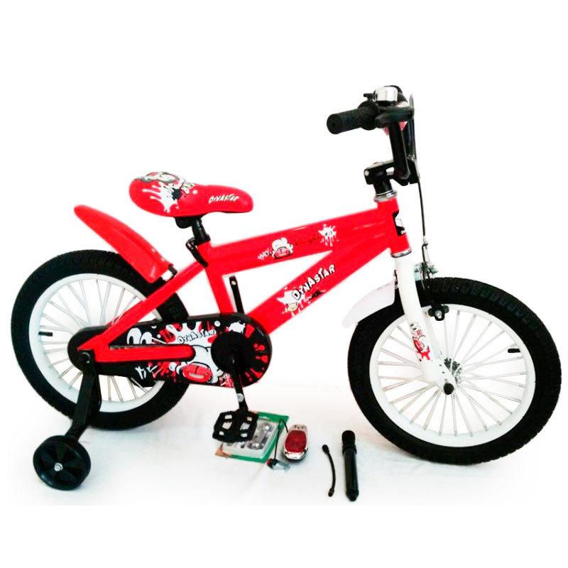 Bike 16 N-300  red