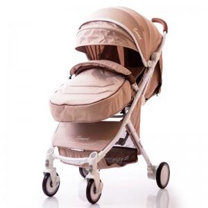 Дитяча коляска смарт-модель D289 Biege