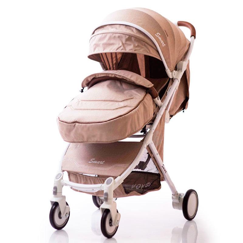 Baby Stroller Smart Model D289 Biege