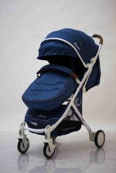 Детская коляска Smart model D289 Blue Jeans