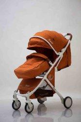 Детская коляска Smart model D289 Terakota