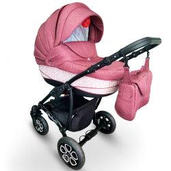 Детская коляска 2 в 1 AVALON Smuzi