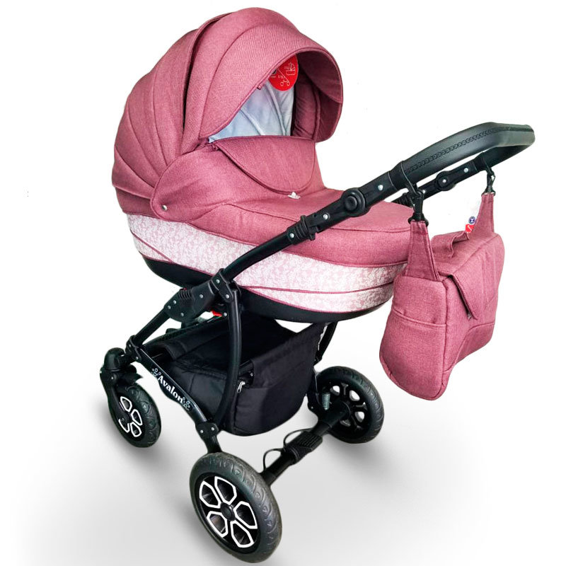 Baby Stroller 2 in 1 AVALON smuzi