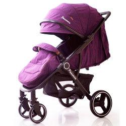 Дитяча коляска Panamera C689 пурпурний
