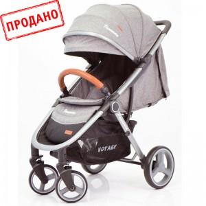 Детская коляска Panamera C689 Grey