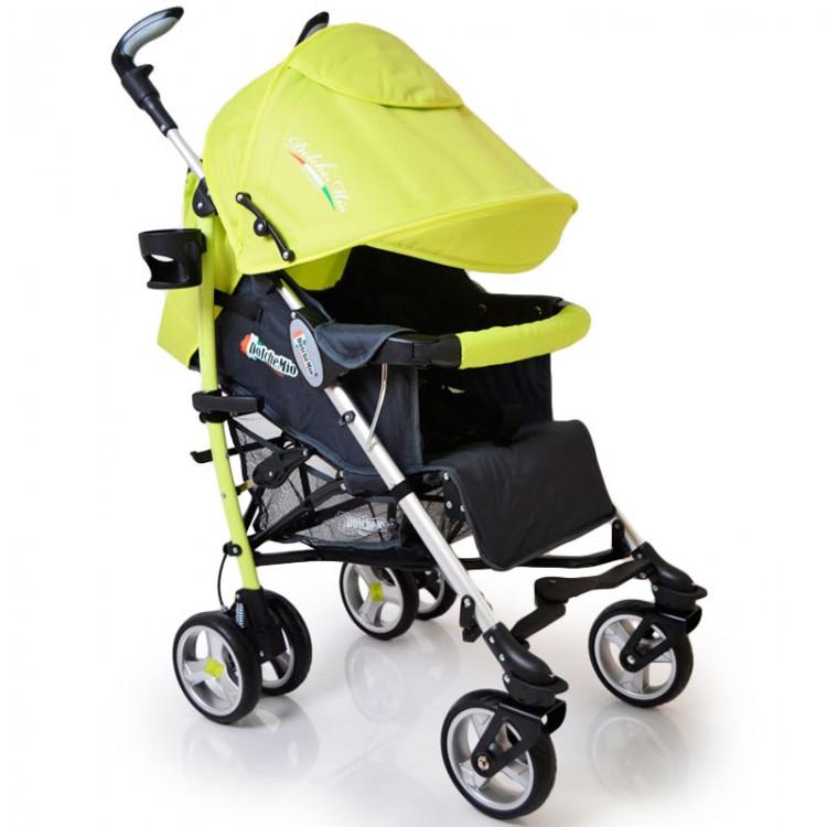 Детская коляска трость DolcheMio-SH638APB Light Green