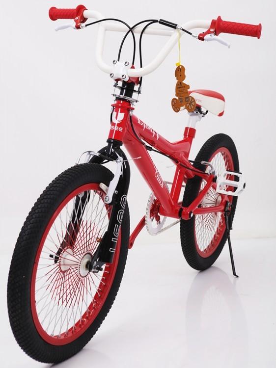 "Bicycle ""BMX-20"" Red"