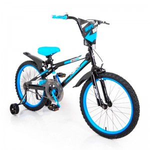 Американский Детский Велосипед NEXX BOY-20 черно-синий