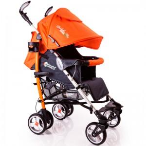 Дитяча коляска тростина DolcheMio-SH638APB помаранчевий
