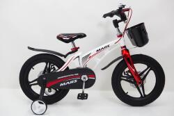 "Велосипед ""MARS-18"" White от 6 лет"