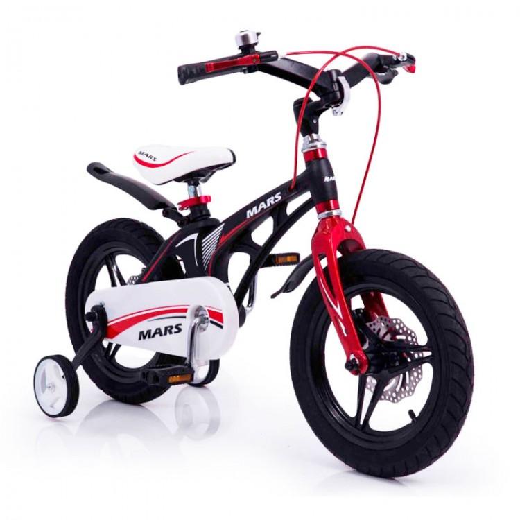 Велосипед MARS-18 Black  от 6 лет
