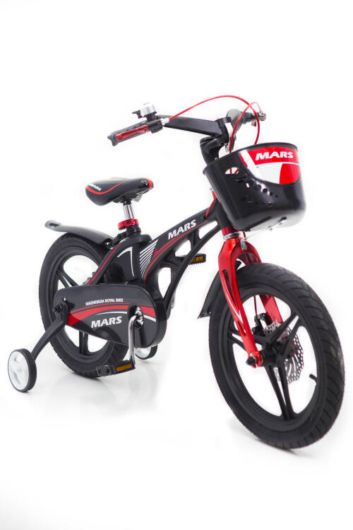 """Велосипед """"Марс-14"""" чорний з 4 років"""