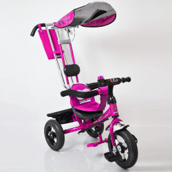 Велосипед Lex-007 (12/10 AIR wheels) Violet