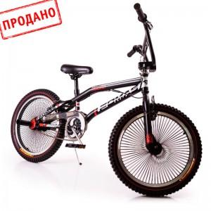 Велосипед Fomas F-200 черный
