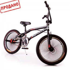 Велосипед Fomas F-200 Чорний
