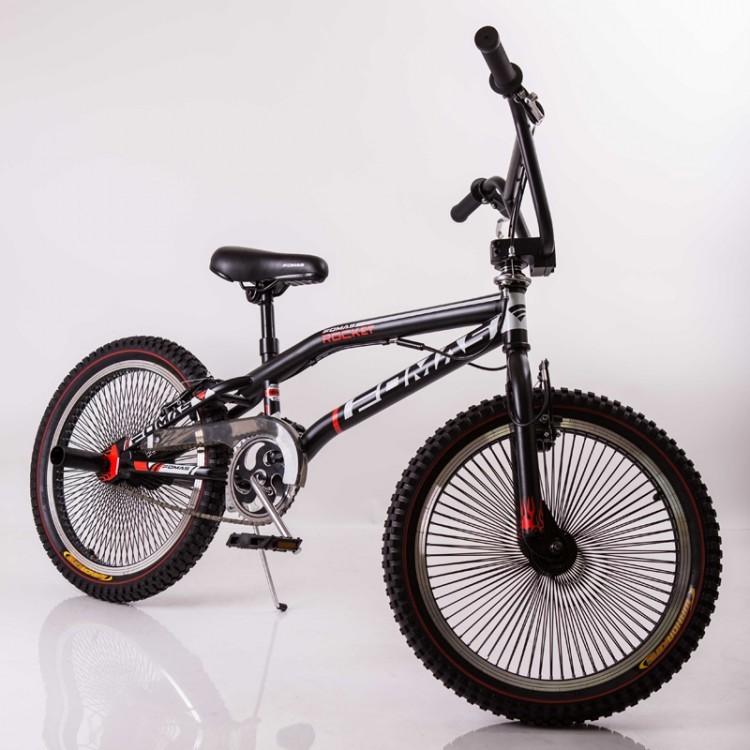 Bike Foas F-200 Чорний