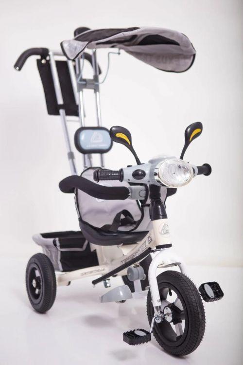 Триколісний велосипед WS862AW-М 12 \ 10