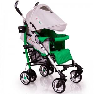 Дитяча коляска тростина  DolcheМіо-SH638APB зелена