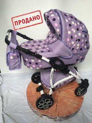 Дитяча коляска 2 в 1 Angel