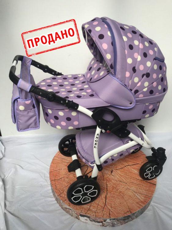 Детская коляска 2 в 1 Angel