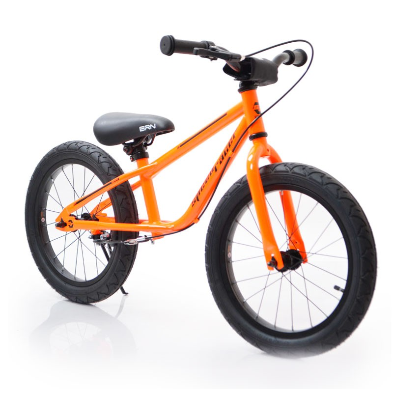 "Begovel 16 ""(BRN) B-2 Orange Air Wheels"