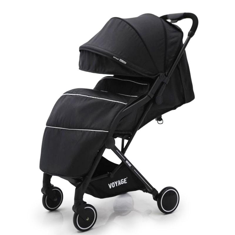 "Baby Stroller ""Yuyo"" T3101F black Black"