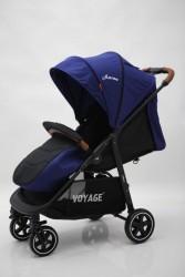 """Детская коляска """"MACAN"""" T619F Blue Cиняя"""