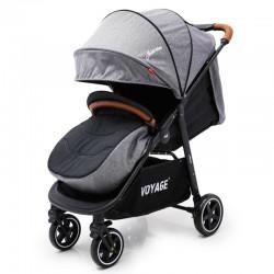 """Детская коляска """"MACAN"""" T619F Grey Серая"""