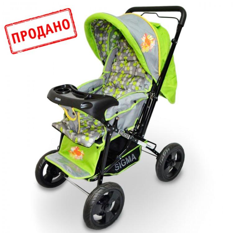 Дитячя коляска Sigma H-T (WFS)-D