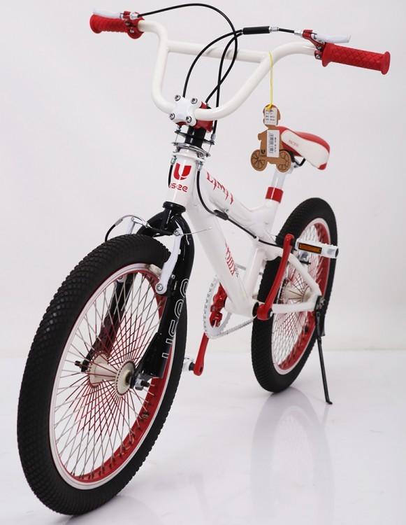 """Велосипед для трюків """"BMX-20"""" Білий"""