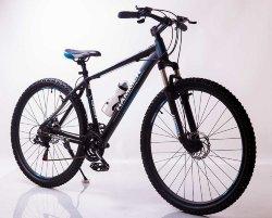 Велосипед HAMMER-29 Black Blue