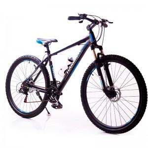 Велосипед HAMMER-29 чорний синій