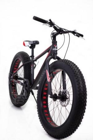 Фєтбайк-Гірський велосипед