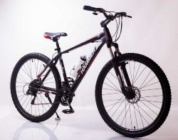 Велосипед HAMMER-29 Black Red
