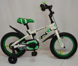 Велосипед Barcelona 12 дюймов Зеленый