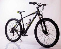 Велосипед HAMMER-29 Black Green