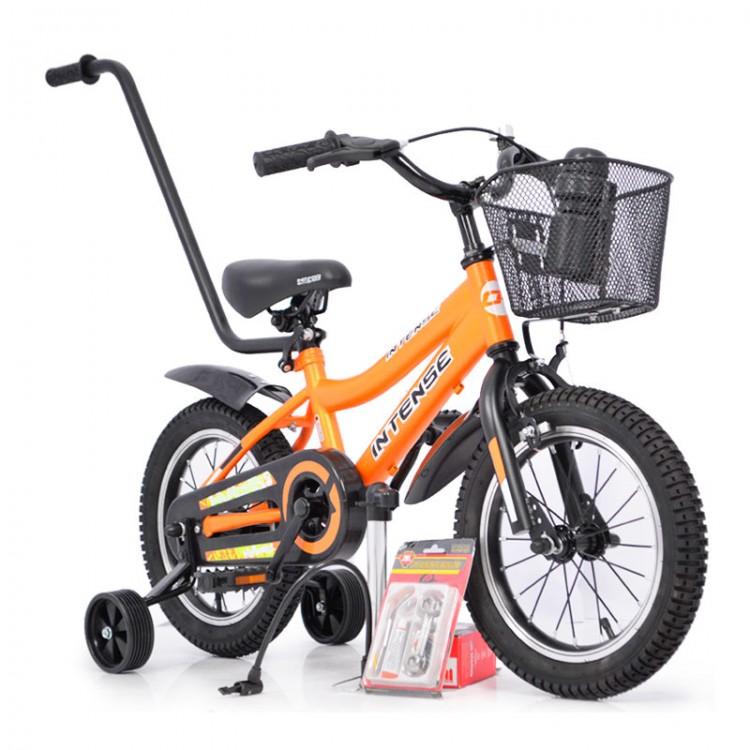 """Велосипед дитячий INTENSE 14 """"N-200 помаранчевий"""