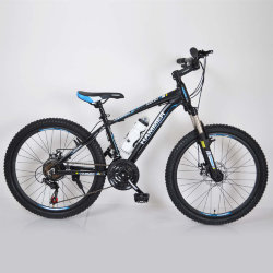 Bike HAMMER-26 Black-Blue