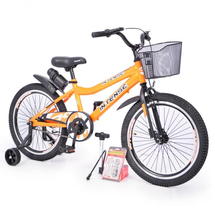 """Велосипед INTENSE  20 """"N-200 Помаранчевий"""
