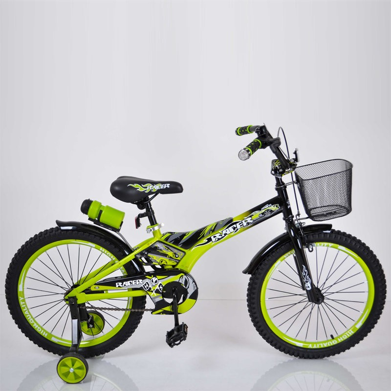 "Children's Bike ""Racer-18"" inch green"